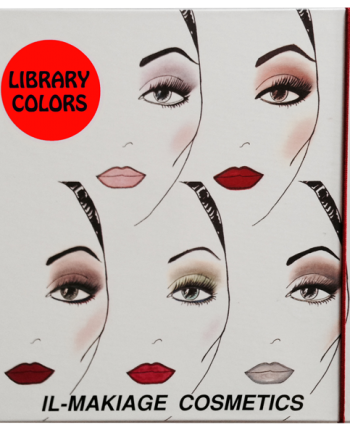Il Makiage Color Book Red