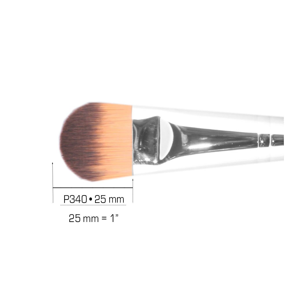 Makeup Brush P340 Cozzette