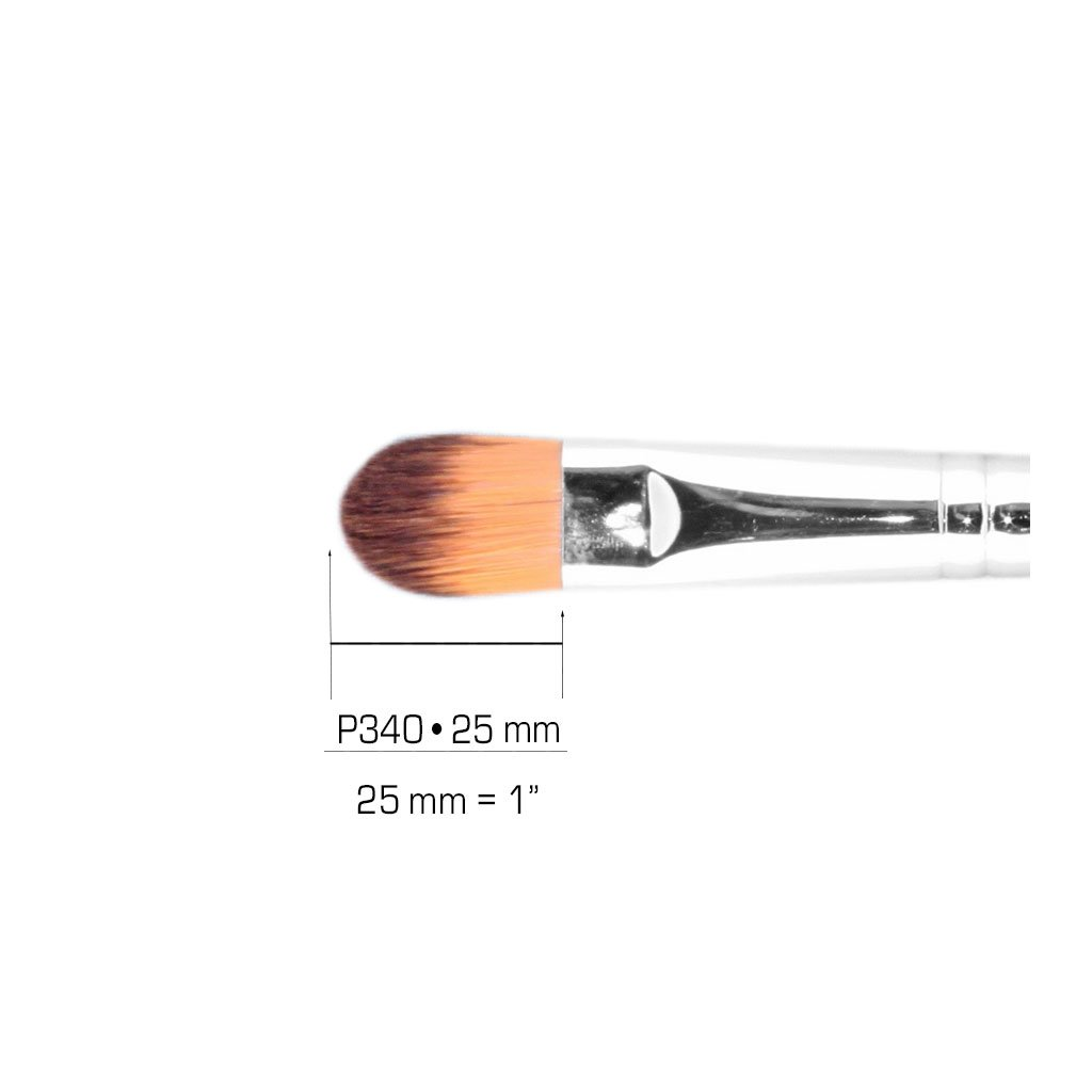 Makeup Brush P345 Cozzette