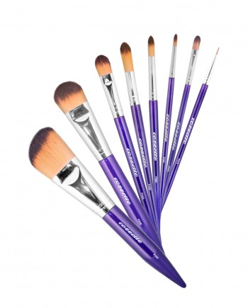Cozzette Makeup Brush Set