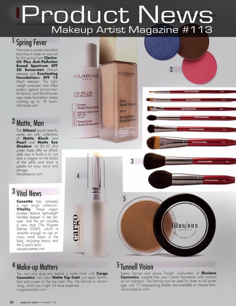 Makeup Artist Magazine