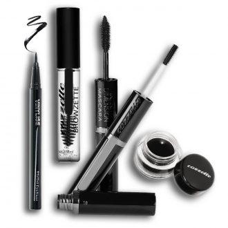 Eyeliner Mascara Brow Gel